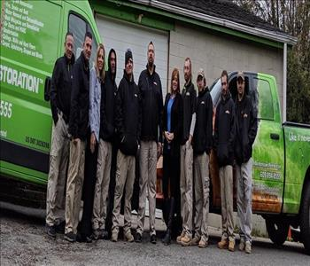 Our SERVPRO Family