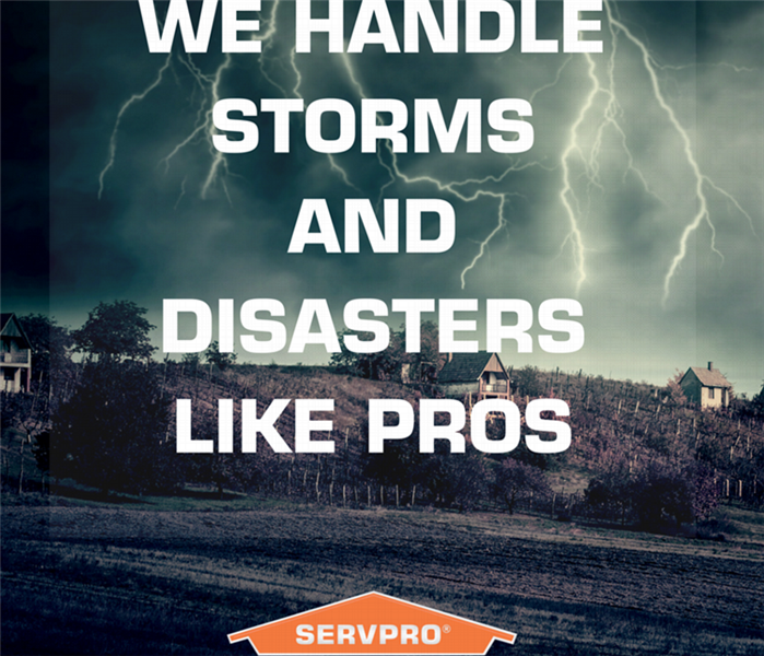 SERVPRO of Bordentown/Pemberton Ready To Assist Nationwide