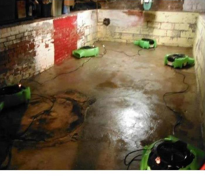Water Damage Call SERVPRO of Bordentown/Pemberton If You Have A Sewage Backup