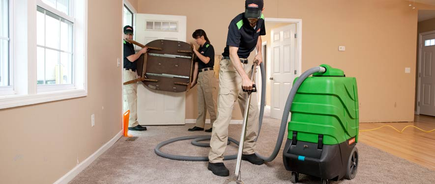 Bordentown Township, NJ residential restoration cleaning